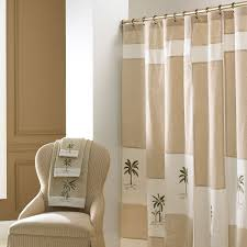 Bathroom Privacy Curtains With Making Curtains Also Curtain