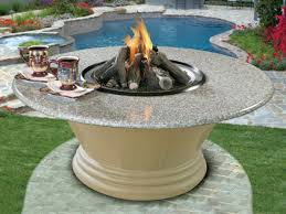 Firepit Sale Gas Outdoor Pits Pit Simple Landscaping Backyards