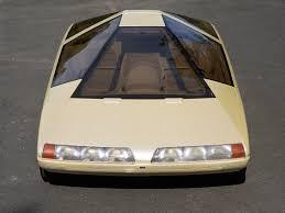old citroen citroën karin concept 1980 u2013 old concept cars