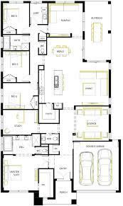 4 bedroom house blueprints modern 5 bedroom house designs processcodi