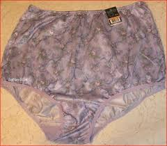 Vanity Fair Satin Panties Size 11 Set Of 3 Vanity Fair