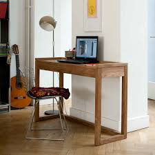 Ethnicraft Teak Frame Pc Desk Solid Wood Furniture
