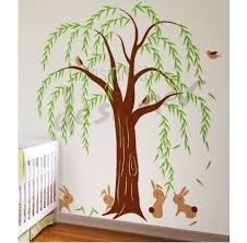 Willow Tree Home Decor Willow Tree Wall Decal Home Decor Arrangement Ideas Nice Lovely