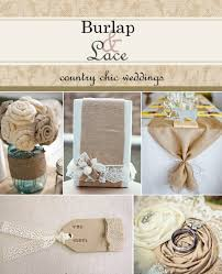 burlap wedding ideas pretty burlap and lace the burlap flower arrangements and