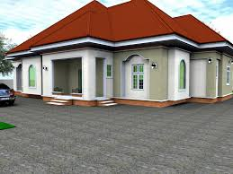 residential 4 bedrooms house plans bungalow 3 bedroom bungalow