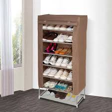 10 diy simple shoe rack ideas diy and crafts