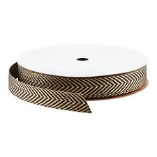 gold metallic ribbon metallic gold ribbon the container store