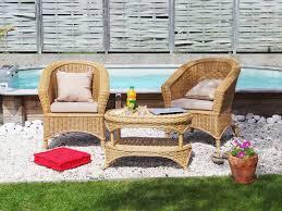 meuble en rotin pour veranda fauteuil en rotin caractéristiques modèles prix ooreka