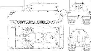 panzer viii maus blueprint download free blueprint for 3d modeling