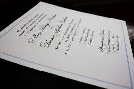 thermography wedding invitations light blue border with lace vellum invitations emdotzee designs