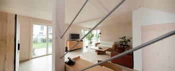 wohnzimmer 4m offenes wohnzimmer holzhaus holz wohnzimmer hell puristisch