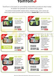 Tomtom Maps Tomtom U0027s It Show 2016 Price Lists Flyers Promotions Deals