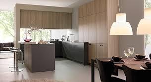 cuisine taupe et bois cuisine taupe et bois inspiration cuisine le charme de la cuisine