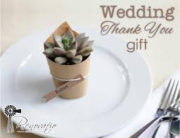 thank you wedding gifts inexpensive thank you gifts for wedding guests boda rocio
