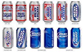 bud light beer can noted new packaging for bud light by jones knowles ritchie beers