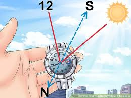 8 ways to find true north without a compass wikihow