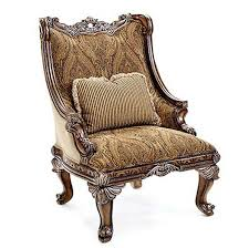 Arm Accent Chair Bt 062 Classical Italian Mahogany Accent Arm Chair Accent Seating