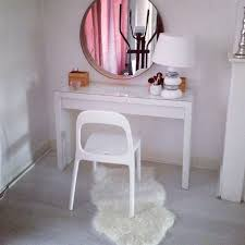 Ikea Vanity Table With Mirror And Bench 311 Best Vanity Images On Pinterest Dressing Room Malm Dressing