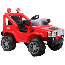 kids red jeep kids car brand new top quality ride on electrical hummer jeep with