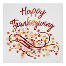 happy thanksgiving posters zazzle canada
