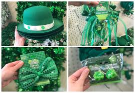 dollar tree st s day items only 1 00