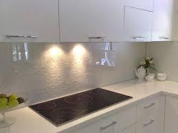 glass backsplash kitchen white glass backsplash home designs idea