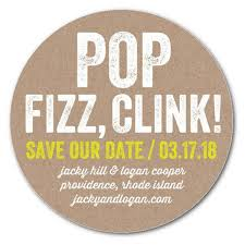 save the date coasters 10 save the dates we promise your guests mywedding
