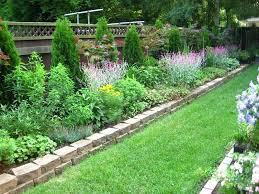 Beautiful Backyard Landscaping Ideas Small Backyard Vegetable Garden Pictures Shady Setting Backyard