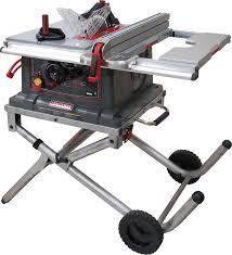 table saws bench saws sears