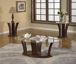 3 piece end table set ambrose 3 piece coffee table set dark cherry walmart canada