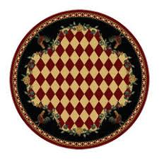 Round Rooster Rug Shop Rooster Rugs Products On Houzz