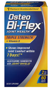 Joint Comfort Dietary Supplement Osteo Bi Flex Joint Health Supplements Made To Move