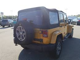 used jeep rubicon 4 door jeep wrangler unlimited rubicon lifted in new jersey for sale