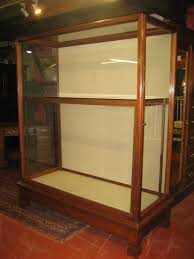 Mahogany Display Cabinets With Glass Doors by Waring U0026 Gillow Museum Mahogany Display Cabinet Antiques Atlas