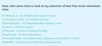 free finder websites which are the websites that provide free mp3 downloads quora