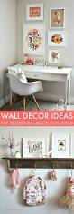 best 25 girl wall decor ideas on pinterest girls room paint home decor dressing up the walls