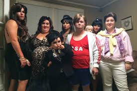 bruce jenner halloween mask honey boo boo and family kept up with the kardashians for