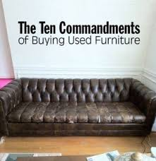 Chesterfield Sofa Used Leather Chesterfield Sofas Foter