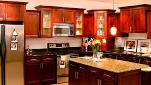 Best Cabinets For Kitchen Generacioncambio Co Kitchen Ideas Cherry Colored C