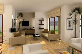 small flat decoration home design