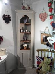 Shabby Chic Corner Cabinet by Painted Furniture Homechichome Page 12
