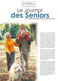Le Journal Du Parfum Calaméo Le Journal Des Seniors N 9 Septembre Décembre 2015