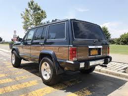 jeep wagoneer lifted 1987 jeep wagoneer limited 1 family owned heavily modded
