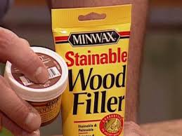 wood filler basics diy