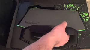 light up gaming mouse pad razer vespula dual sided gaming mouse mat unboxing review youtube