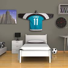jerseygenius jersey display hangers how to hang a jersey on a wall