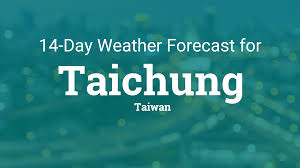 printable word search cing taichung taiwan 14 day weather forecast