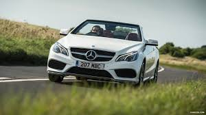 2014 mercedes benz e class cabriolet uk version caricos com
