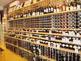 Liquor Store Shelving by Dowel Style Wine Displays Wine Store Racks U0026 Shelving