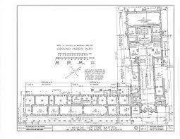 mission san diego de alcala floor plan san juan bautista california missions resource center